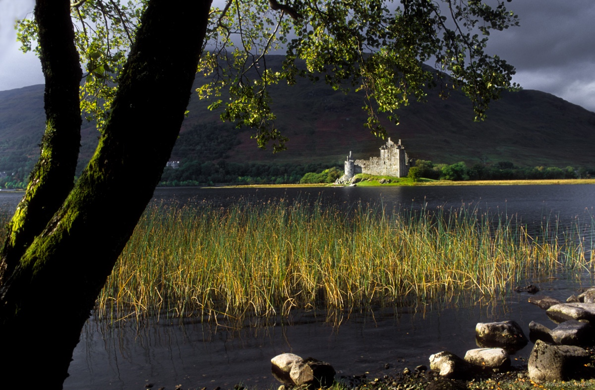 Kilchurn Castle, Loch Awe (Scotland)